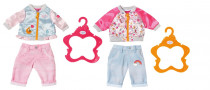 BABY born Bunda a nohavice - mix variantov či farieb