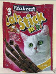 Vitakraft Cat pochúťka Stick mini Turkey + lamb 3x6g