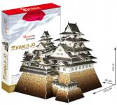 Puzzle 3D Hrad Himeji - Jo – 89 dílků