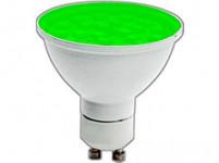 žiarovka LED pr.60mm, GU10, MR20,4W / 250l / 3000K, ZE, stmievateľná