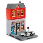 Sada Banka + kovový model auta 1:64