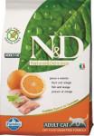 N&D Grain Free Cat Adult Fish & Orange 0,3 kg