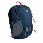 Spokey CIRRUS Městský batoh s kapsou na laptop 20 l tmavě modrý