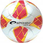 Spokey NEO FUTSAL II míč na halový fotbal červený č. 4