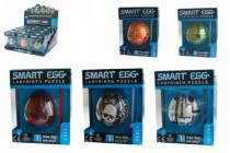 Smart Egg hlavolam bludiště plast 6x5cm - mix variant či barev