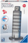Šikmá veža v Pise 3D 216