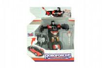 Transformer auto / robot 2v1 plast 10cm
