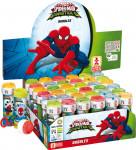 Standard bublifuk Spiderman 60ml - VÝPREDAJ