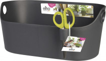 Elho obal Brussels Herbs Station - anthracite