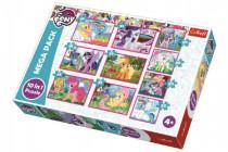 Puzzle My Little Pony 10v1