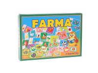 Spoločenská hra logická Farma - VÝPREDAJ