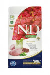 N & D GF Quinoa CAT Digestion Lamb & Fennel 1,5kg