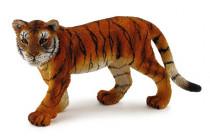Tiger mláďa stojaci