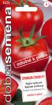 Dobrá semená Rajčiak kolíkový - Crimson Crush F1, odolné proti plesni 10s