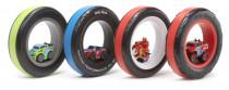 Závodní pneumatika, 4 druhy