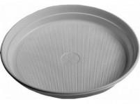 tanier plytký 20cm plastový, Bi (24ks) jednorazový