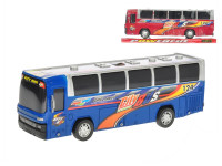 Autobus 30 cm na zotrvačník - mix farieb
