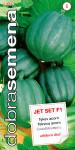 Dobrá semena Tykev acorn - Jet Set F1, tm zelená 9s