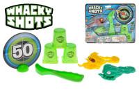 Whacky Shots 9,5 cm 2 ks s doplňky