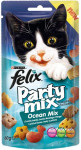 Felix snack cat -Party Mix Ocean Mix 60 g