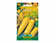 Osivo Paprika zeleninová CORNO DI TORO GIALLO, žlutá