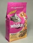 Whiskas Dry s kuracím mäsom 1,5 kg