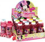 Bublifuk Minnie 300 ml - mix variantov či farieb