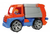 Auto Truxx smetiari plast 27cm v krabici 24m +