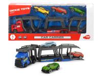 Autotransportér 28 cm + 3 autíčka - mix variantov či farieb