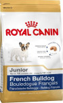 Royal Canin BREED Francúzky Buldoček Junior 3 kg