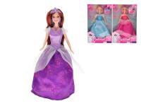 Bábika princezná kĺbová 29 cm - mix variantov či farieb