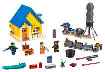 Lego Movie 70831 Emmetův vysnívaný dom / Záchranná raketa!