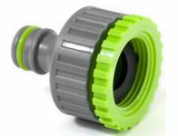 Adapter na kohútik 3/4 + 1 Stalco GARDEN vnútorný závit plast