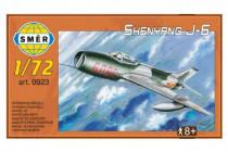 Model Shenyang J-6 12,5x18cm
