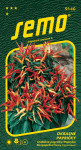 Semo Papričky okrasné - zmes nízkych 0,3g