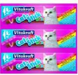 Vitakraft Stick mini cat losos + pstruh 3 ks