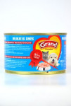 GRAND konz. šteňa, mačka Delikates mas.směs 405g