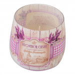 sviečka vonná sklo Provensálske KUCHYŇA 100g (horí 20hod)