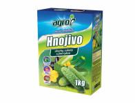 Hnojivo AGRO organo-minerálne na uhorky a cukety 1kg