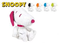Snoopy plyšový 28 cm - mix barev