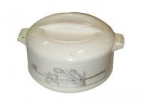 thermal bowl SHEF 2,5l dia.21cm h.13cm - mix of colors - VÝPREDAJ