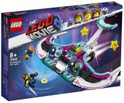 LEGO MOVIE 70849 Divoká Mayhem a jej stíhačka