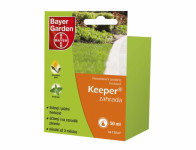 Herbicíd KEEPER SBM na záhradu 50ml