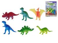 Dinosaury 6 ks 6,5-8 cm