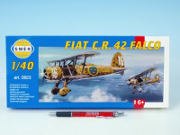 Model Fiat CR 42 FALCO 20,9x24,1cm