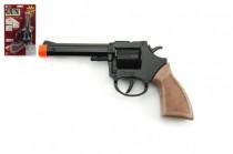 Pištoľ na kapsule 8 rán kov 18cm