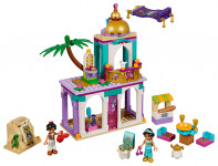 Lego Princezné 41161 Palác dobrodružstva Aladina a Jazmíny