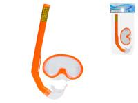 Potápěčská sada brýle 15 cm se šnorchlem 34 cm