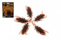 Hmyz šváby plast 4cm