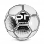 Spokey MERCURY Fotbalový míč vel. 5 bílo-černý